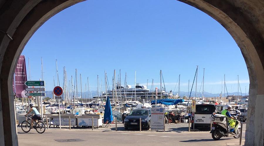 Port Vauban, Antibes