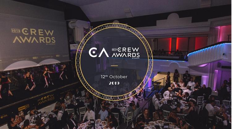 CREW Awards 2019