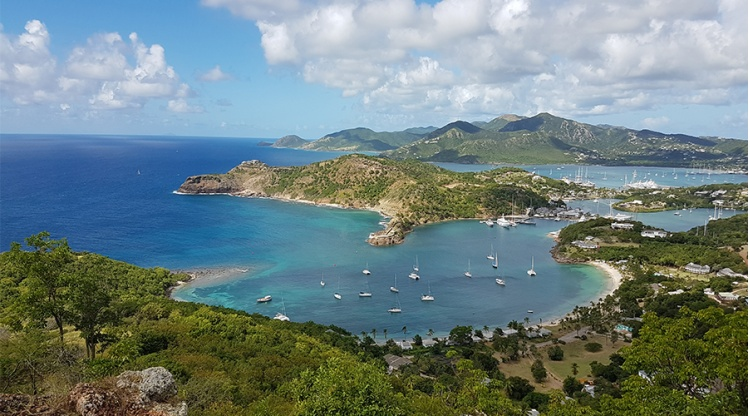 Meet us at this year's Antigua Yacht Show